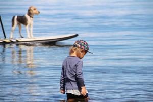 Der vergangene Sonntag war voller Ostsee Blau  und Lustigkeitenhellip