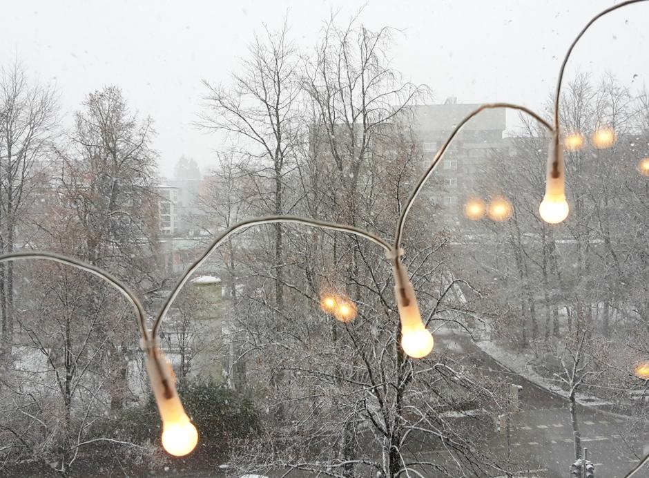 SchneeAusFenster