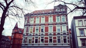 Dieses eine Haus in Kiel das dank verputzer Fenster Fensterputzprokrastikernhellip
